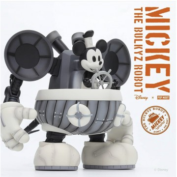 (Sold Out ) Mickey The Bulkyz Robot (Pre-order)