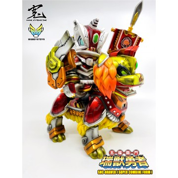 (Sold out) SC & NC Bravers Battle set - pre-order
