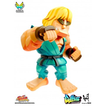 (Sold Out) Bulkyz Collection – Street Fighter Ken Special Edition (100pcs limited)