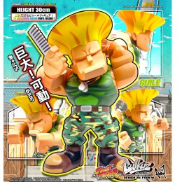 Bulkyz Collection – Street Fighter Guile