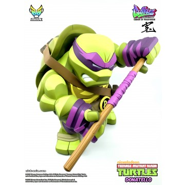 Bulkyz Collections Teenage Mutant Ninja Turtles  - Donatello Deluxe Version (500pcs limited worldwide)
