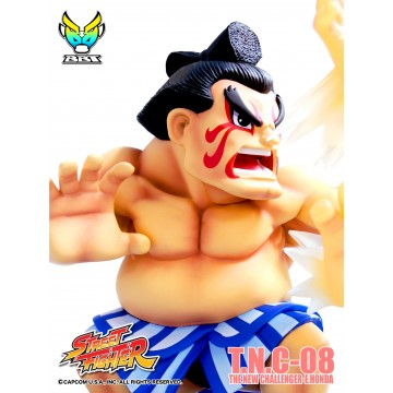 Street Fighter T.N.C.- 08 E.Honda