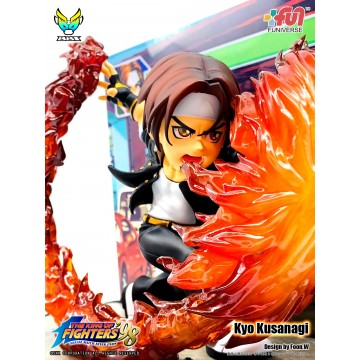 The King of Fighters T.N.C.-KOF01 Kyo
