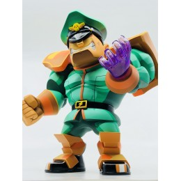 Bulkyz Collections - Steer Fighter M.Bison SE ( Green Color)