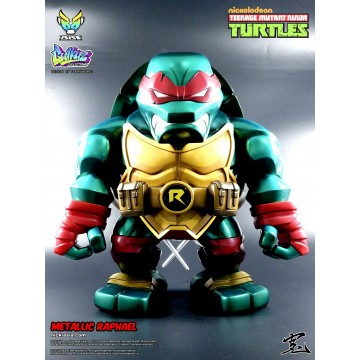 Bulkyz Collections Teenage Mutant Ninja Turtles - Raphael (Metallic Version)