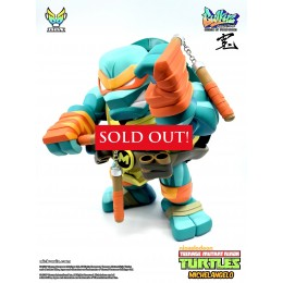 Bulkyz Collections Teenage Mutant Ninja Turtles  - Michelangelo Deluxe Version (500pcs limited worldwide)