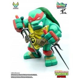 Bulkyz Collections Teenage Mutant Ninja Turtles  - Rapael Deluxe Version (500pcs limited worldwide) Pre-order