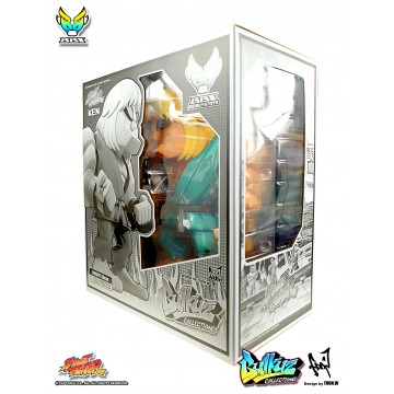 Bulkyz Collection – Street Fighter Ken Special Edition (100pcs limited)