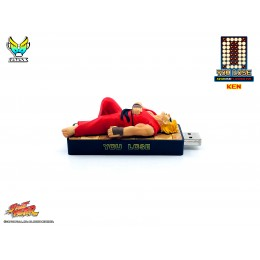 "Street Fighter ""You Lose"" 32gb USB 2.0 flash Drive - Ken"