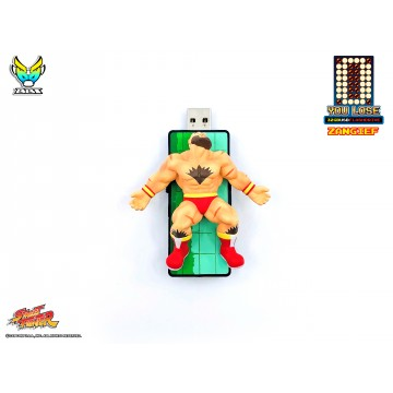 "Street Fighter ""You Lose"" 32gb USB flash Drive - Zangief"