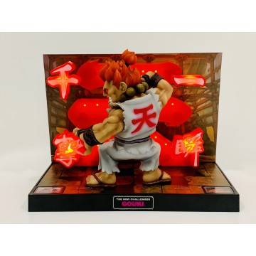 Street Fighter T.N.C.- 00 Akuma SE (BGM Edition) 300pcs Limited