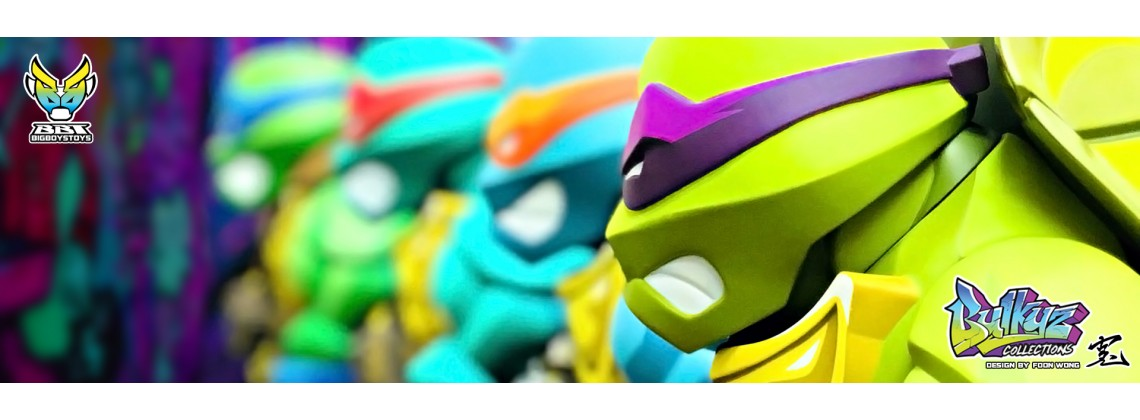 Bulkyz Collections TMNT
