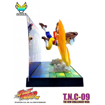 Street Fighter T.N.C.-09  (The New Challenger)  Vega